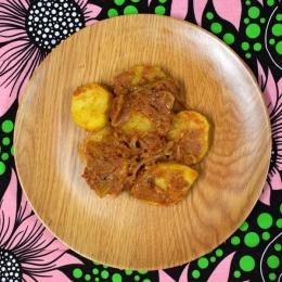 Sauté de Pommes de terre