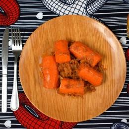 Sauté de carottes